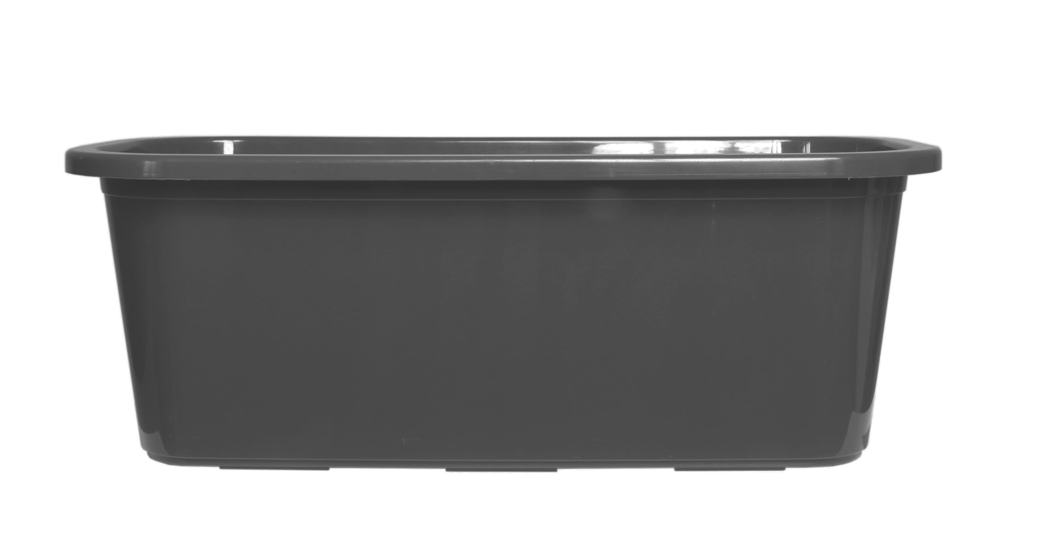 ondis24 balkonkasten mit untersetzer inkl bew sserungssystem. Black Bedroom Furniture Sets. Home Design Ideas