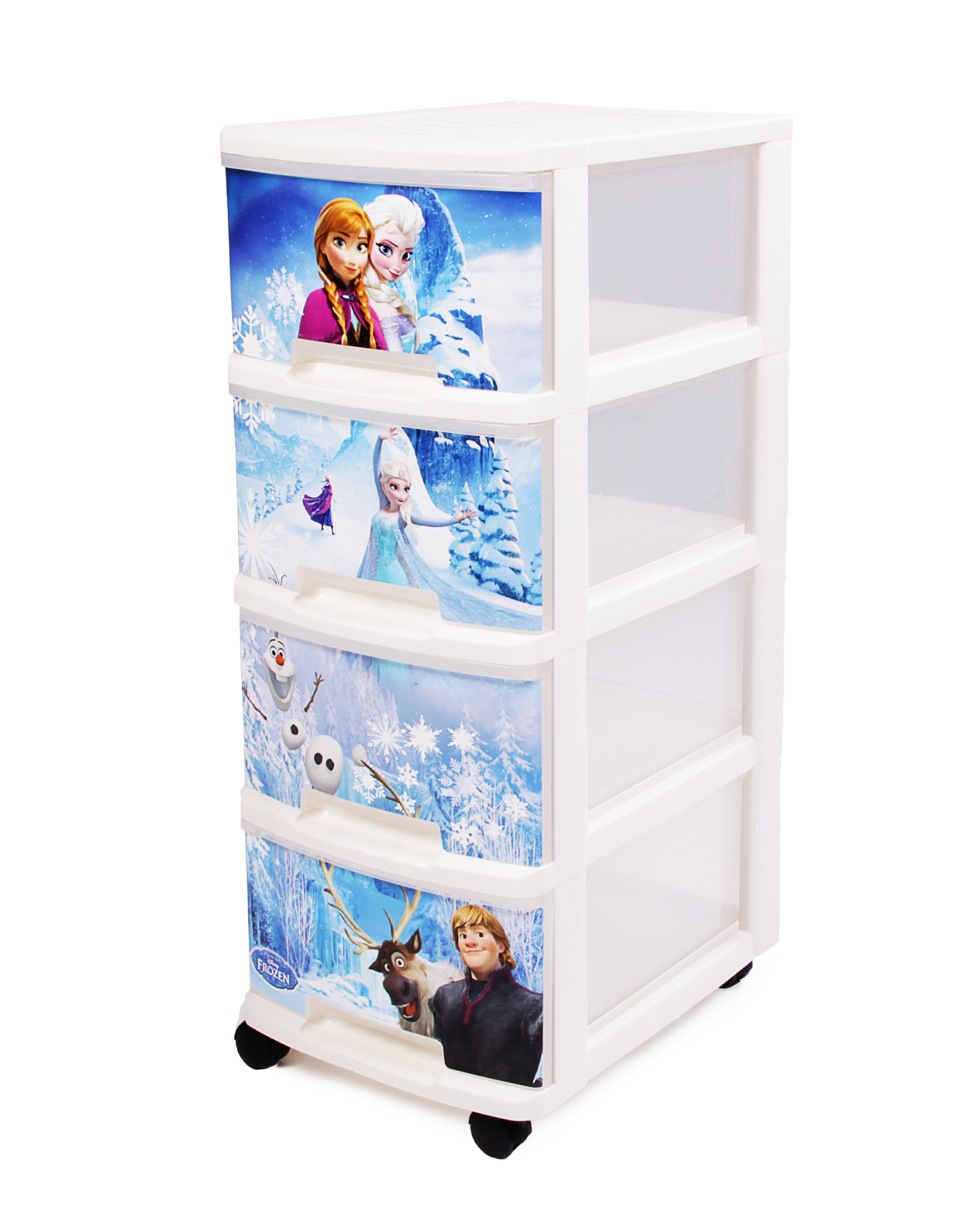 ondis24 curver schubladenturm disney frozen mit rollen g nstig online kaufen. Black Bedroom Furniture Sets. Home Design Ideas