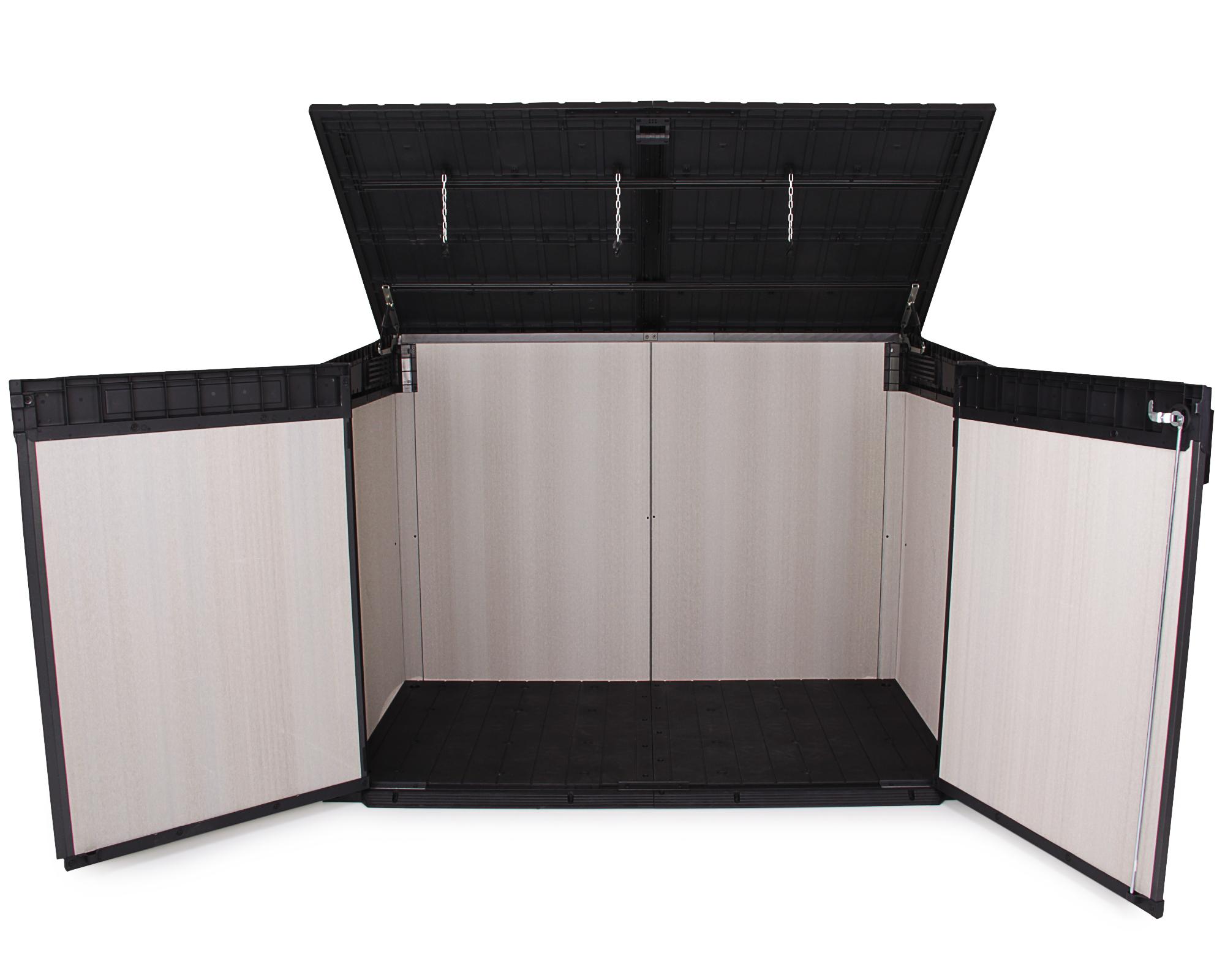 ondis24 keter grande store gartenbox ger teschuppen xxl g nstig online kaufen. Black Bedroom Furniture Sets. Home Design Ideas