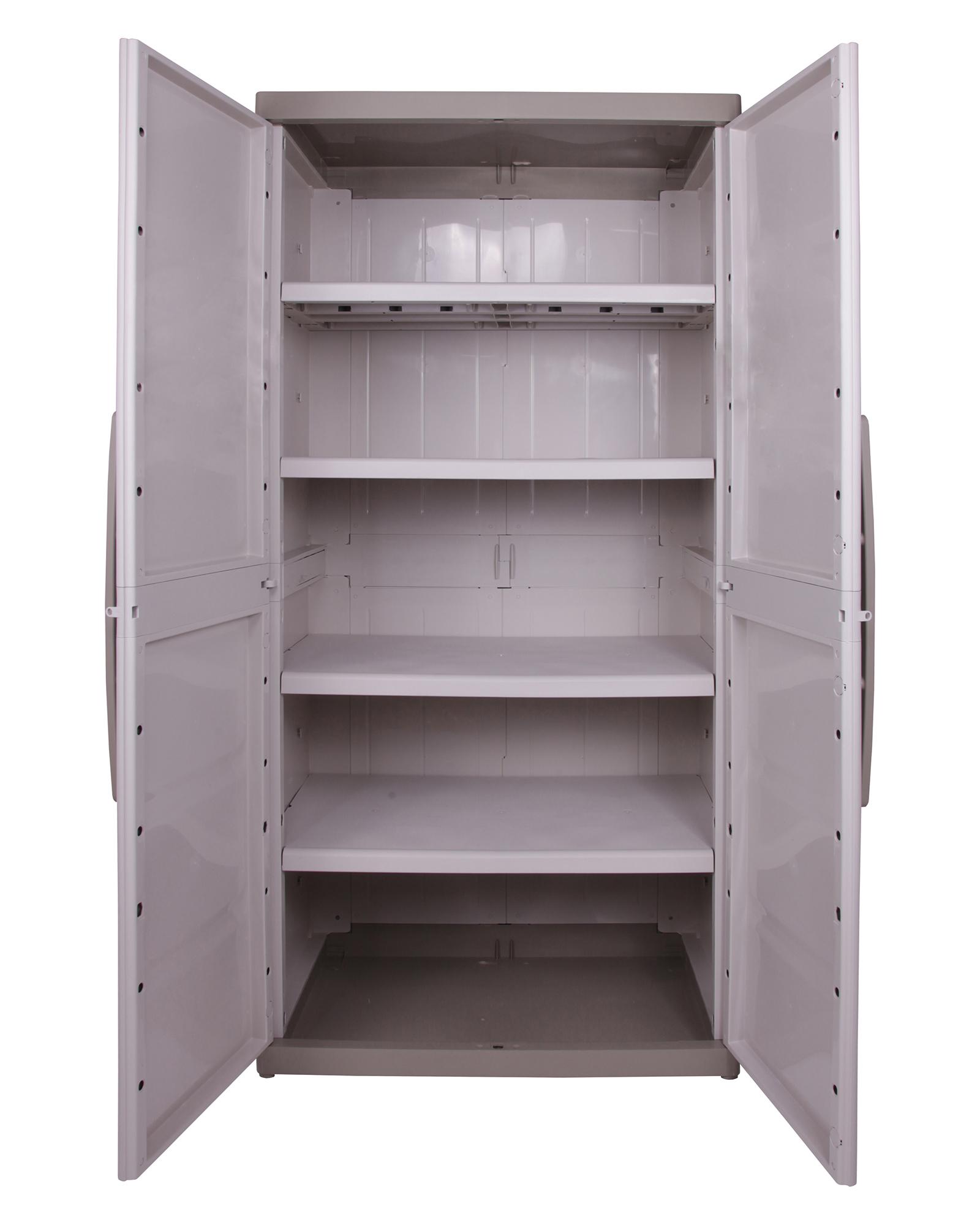 ondis24 kunststoffschrank excellent xl g nstig online kaufen. Black Bedroom Furniture Sets. Home Design Ideas
