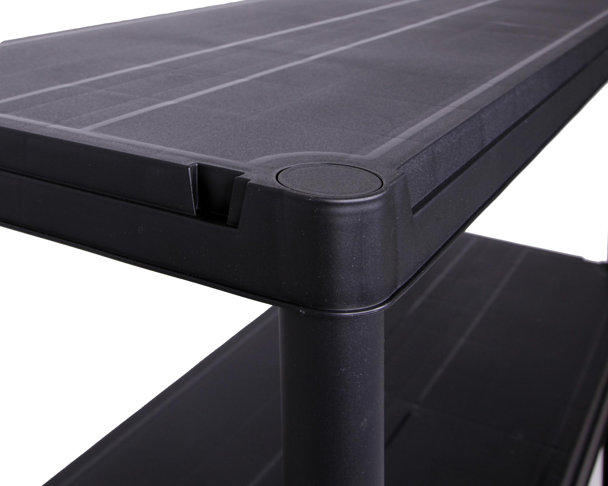 ondis24 kunststoffregal steckregal 100 x 40 g nstig online kaufen. Black Bedroom Furniture Sets. Home Design Ideas