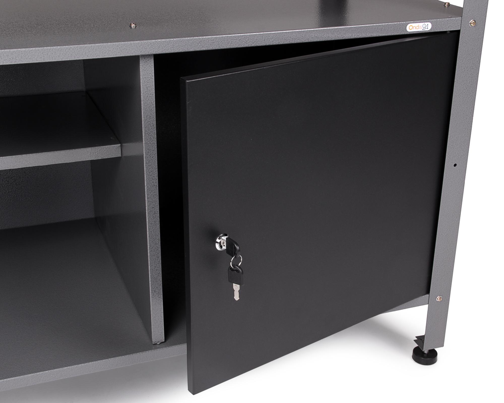 Ondis24 Werkstatt Set Werkbank Werkzeugschrank Euro Lochwand MEGA XL Schrank NEU