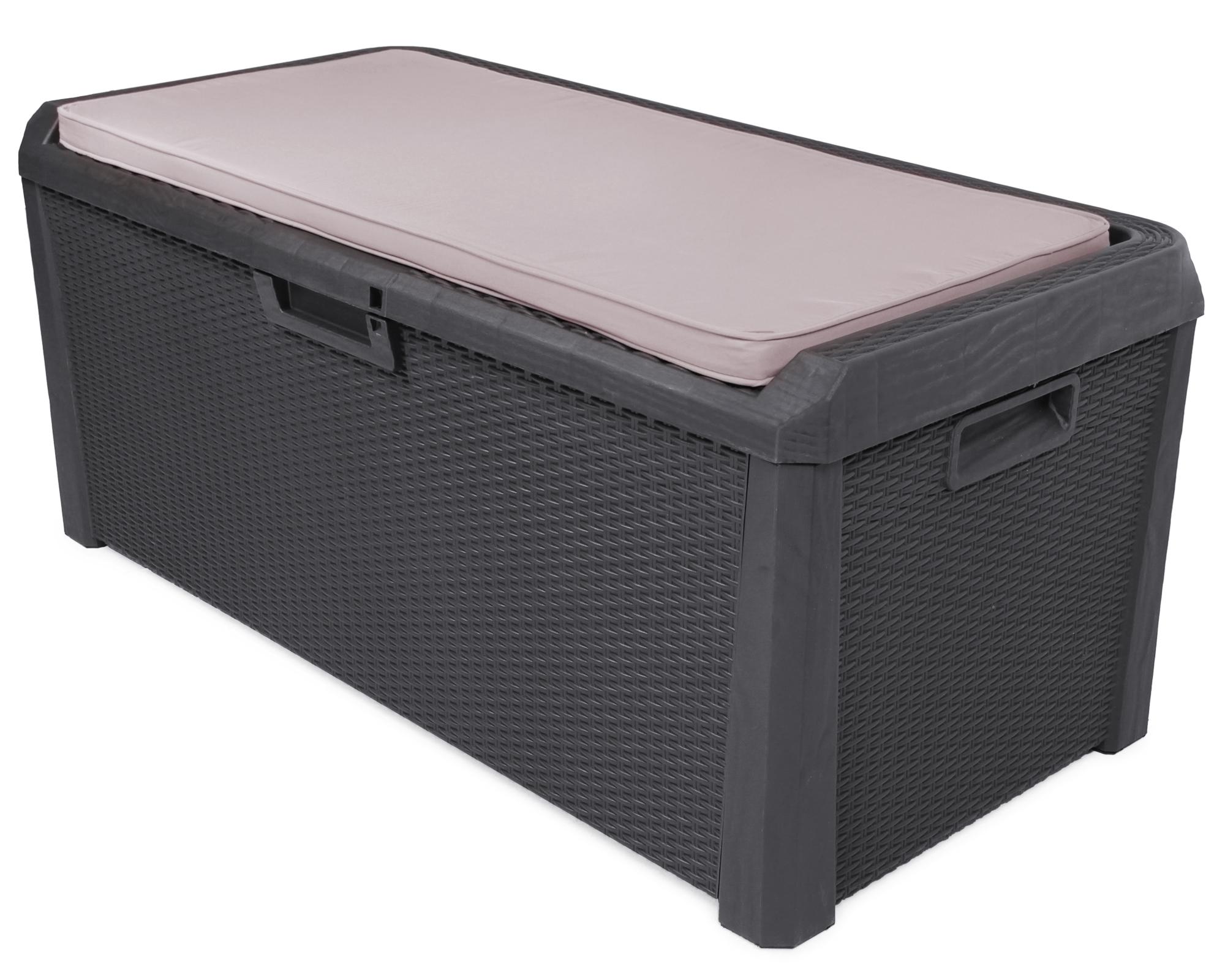 ondis24 kissenbox auflagenbox santo plus sitzkissen 560 l. Black Bedroom Furniture Sets. Home Design Ideas