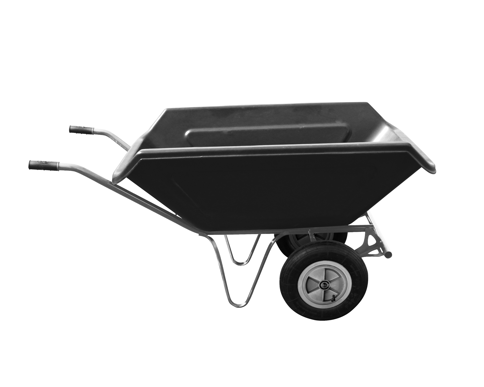 ondis24 bauschubkarre transportkarre zweirad schubkarre xl. Black Bedroom Furniture Sets. Home Design Ideas