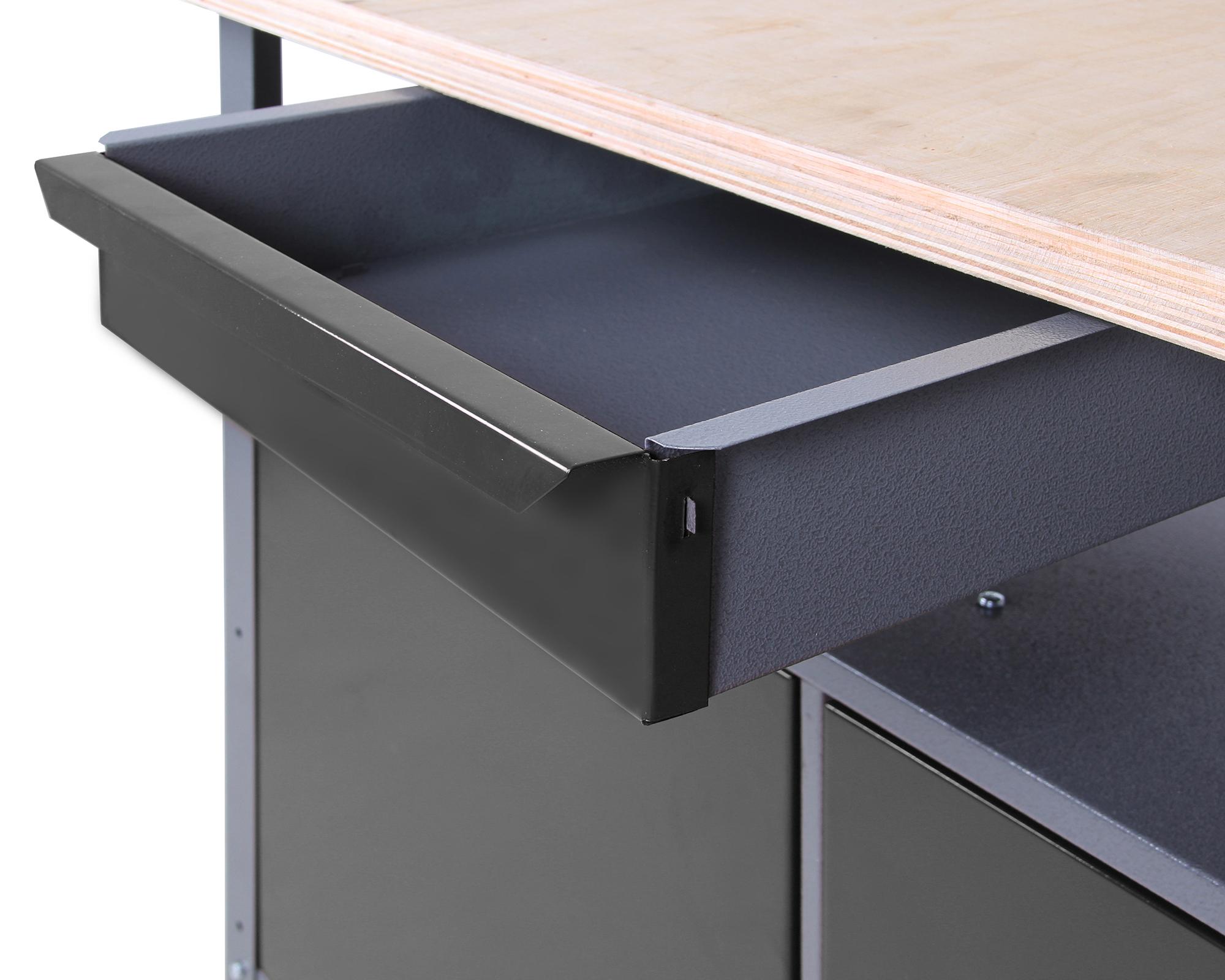 Ondis24 Werkstatt Set Klaus 120 cm 1 Schrank 95 cm günstig online ...