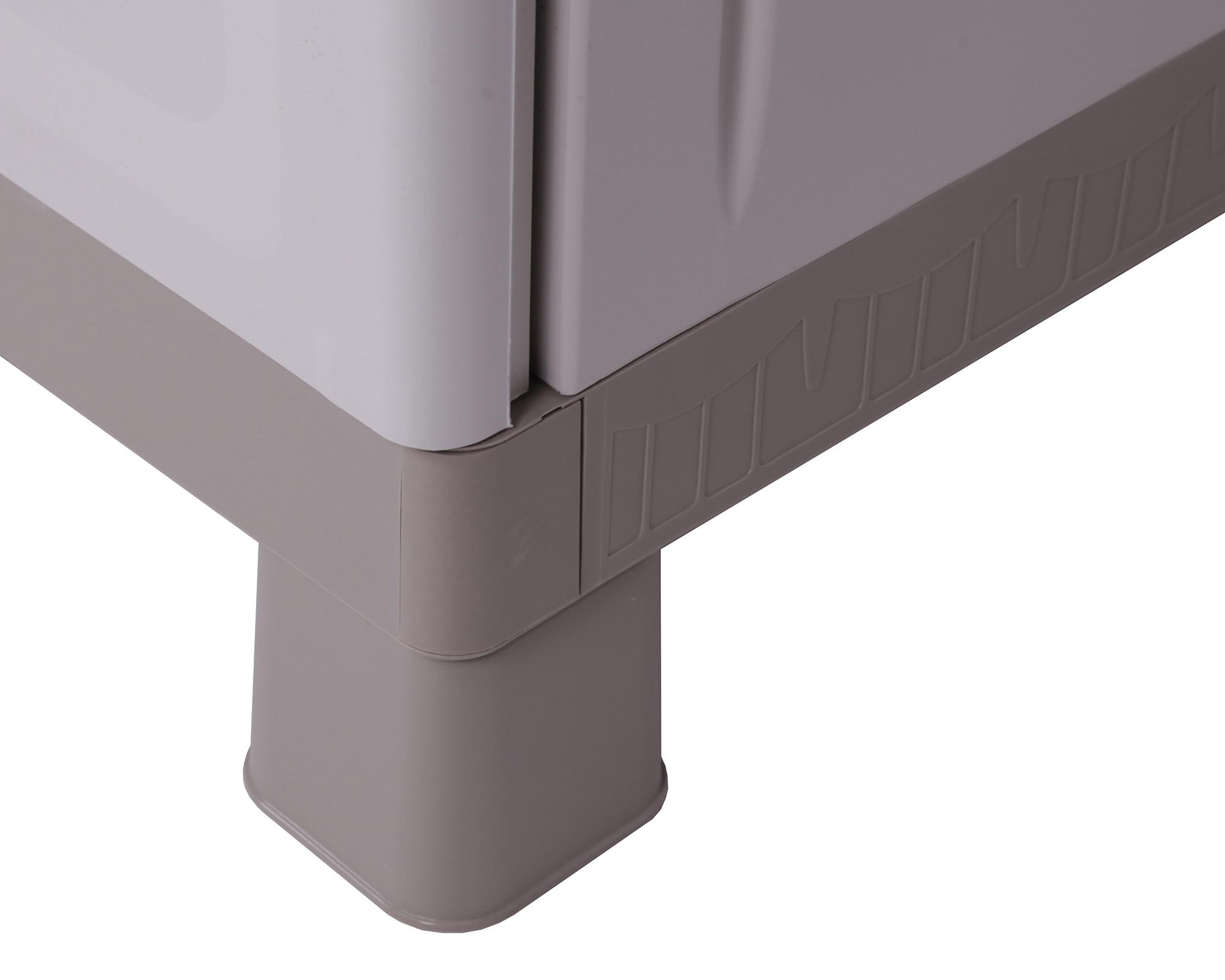 ondis24 kunststoffschrank nischenschrank excellent g nstig online kaufen. Black Bedroom Furniture Sets. Home Design Ideas