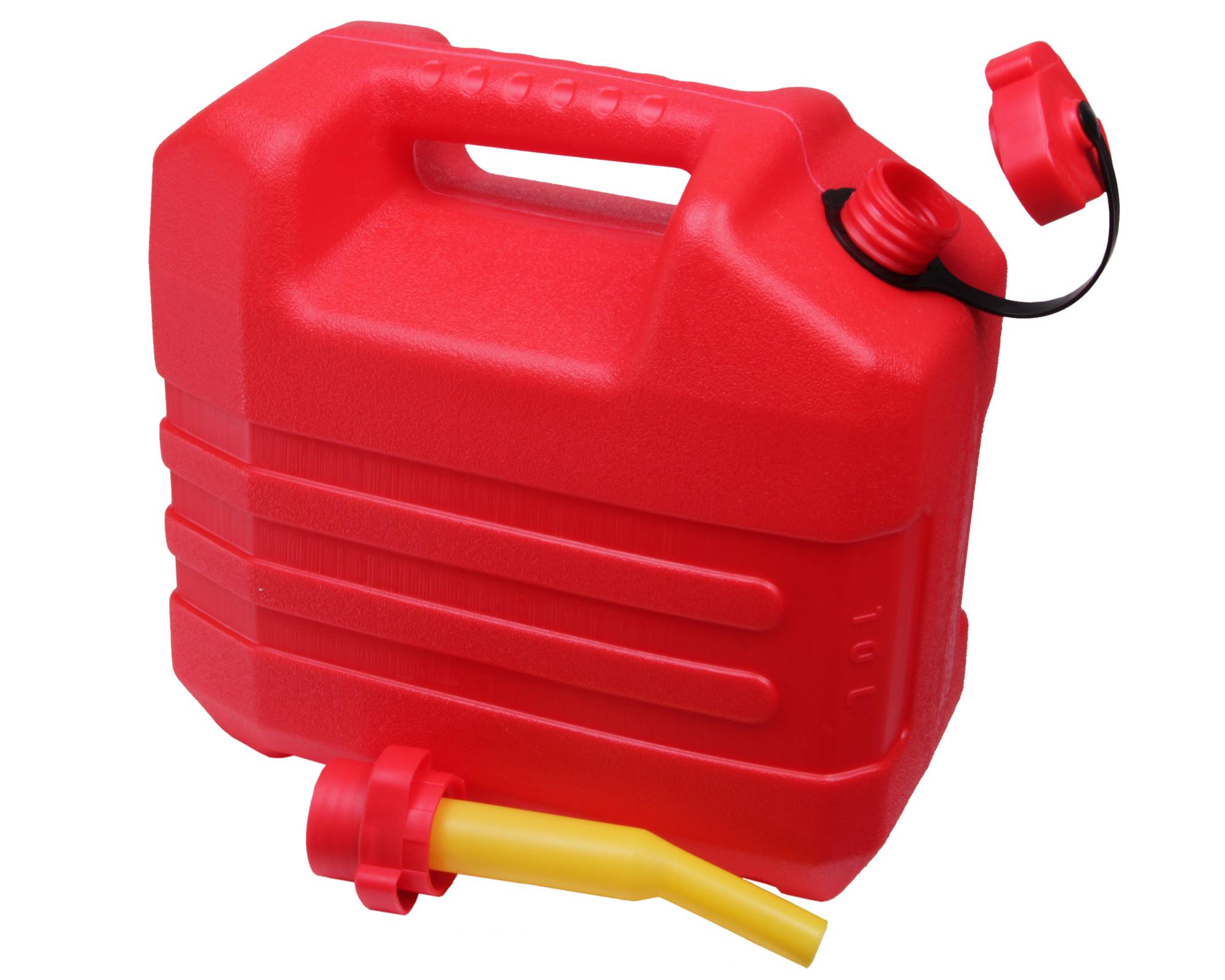 ondis24 benzinkanister 10 liter tropfsicher. Black Bedroom Furniture Sets. Home Design Ideas