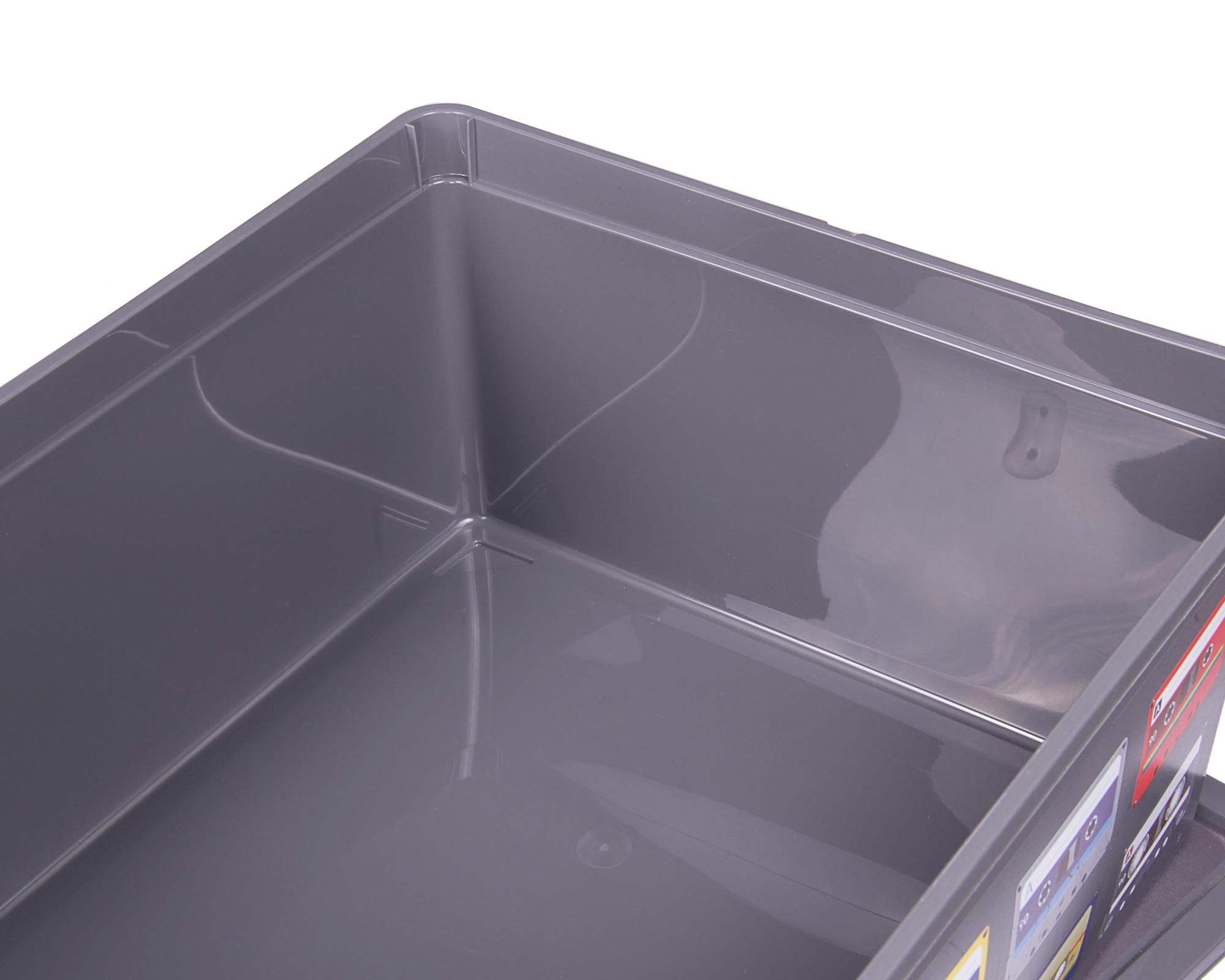 ondis24 aufbewahrungsbox style m retro design technik mit. Black Bedroom Furniture Sets. Home Design Ideas