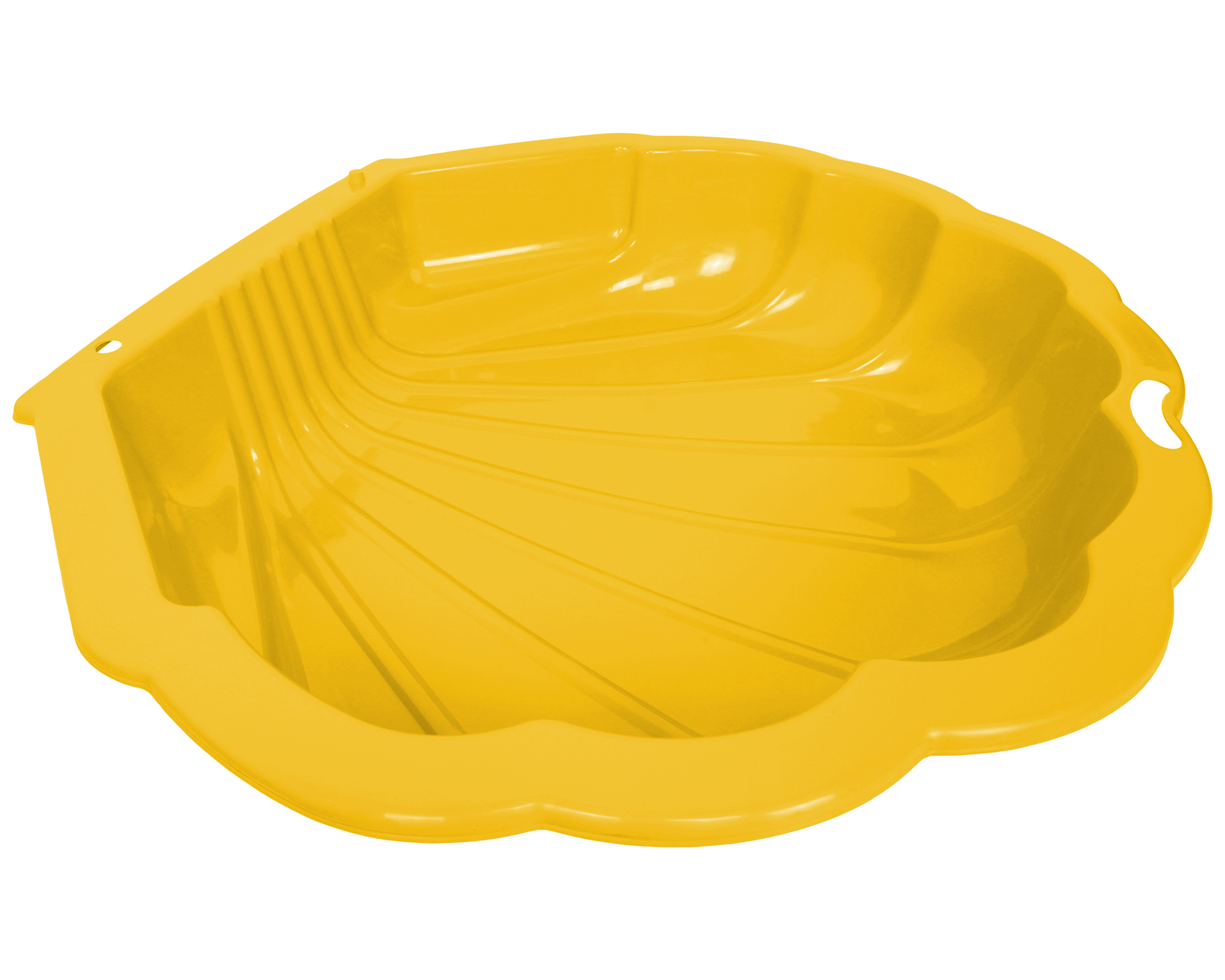 ondis24 sandkasten muschel wassermuschel gelb g nstig. Black Bedroom Furniture Sets. Home Design Ideas