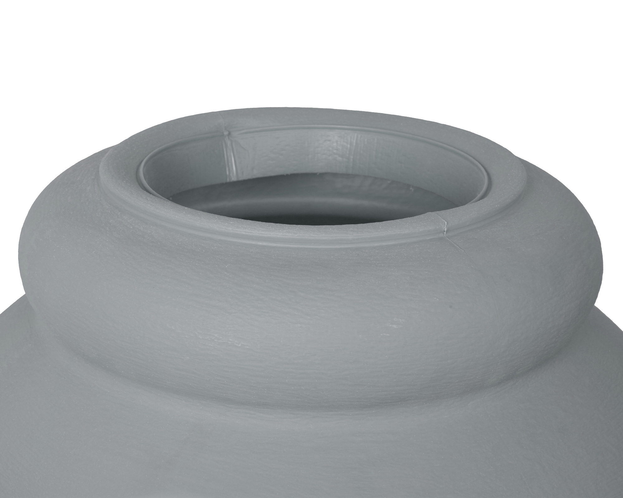 ondis24 regentonne wasserbeh lter amphore grau 360l kunststoff. Black Bedroom Furniture Sets. Home Design Ideas