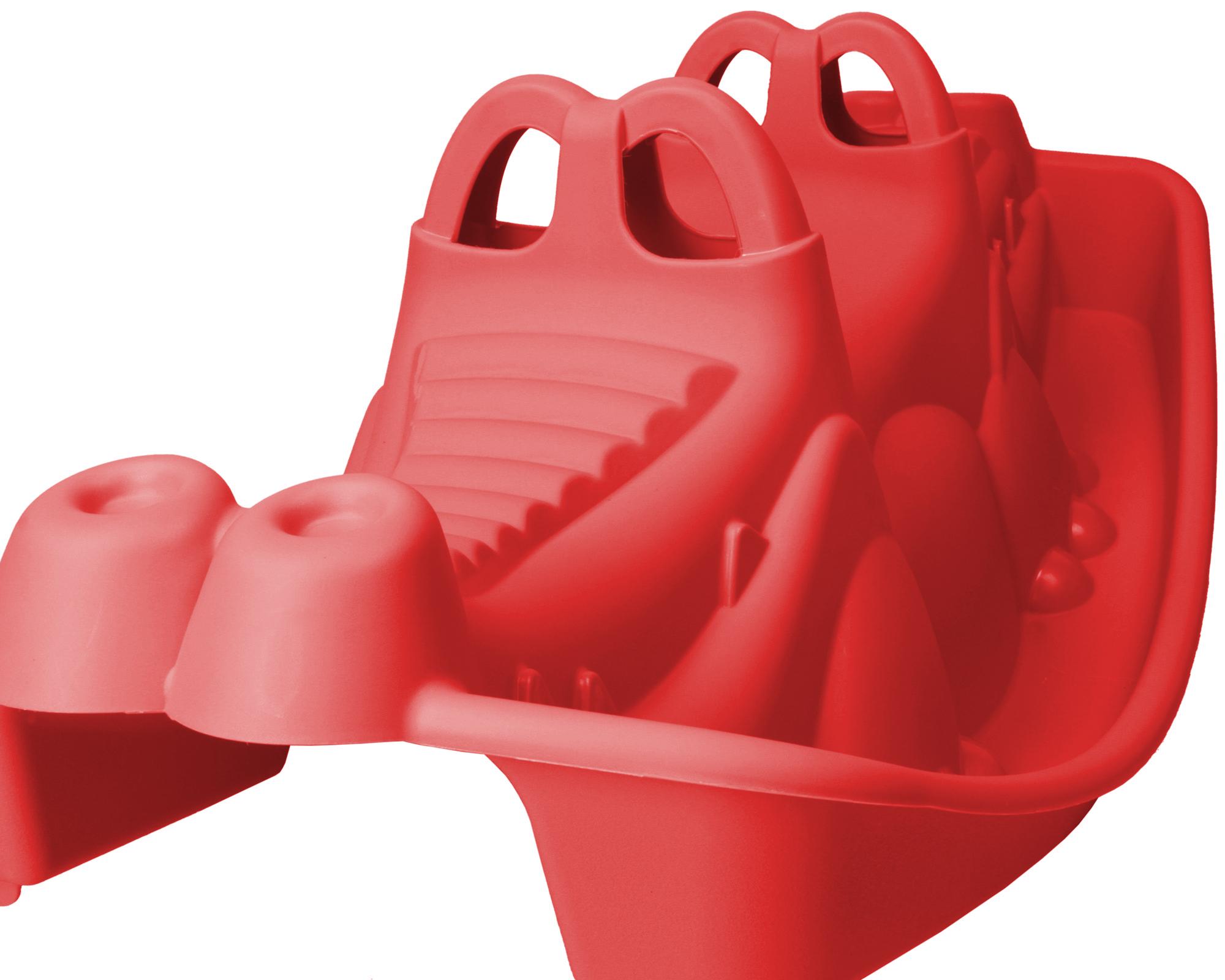 ondis24 kinderwippe babywippe schaukel krokodil rot g nstig online kaufen. Black Bedroom Furniture Sets. Home Design Ideas