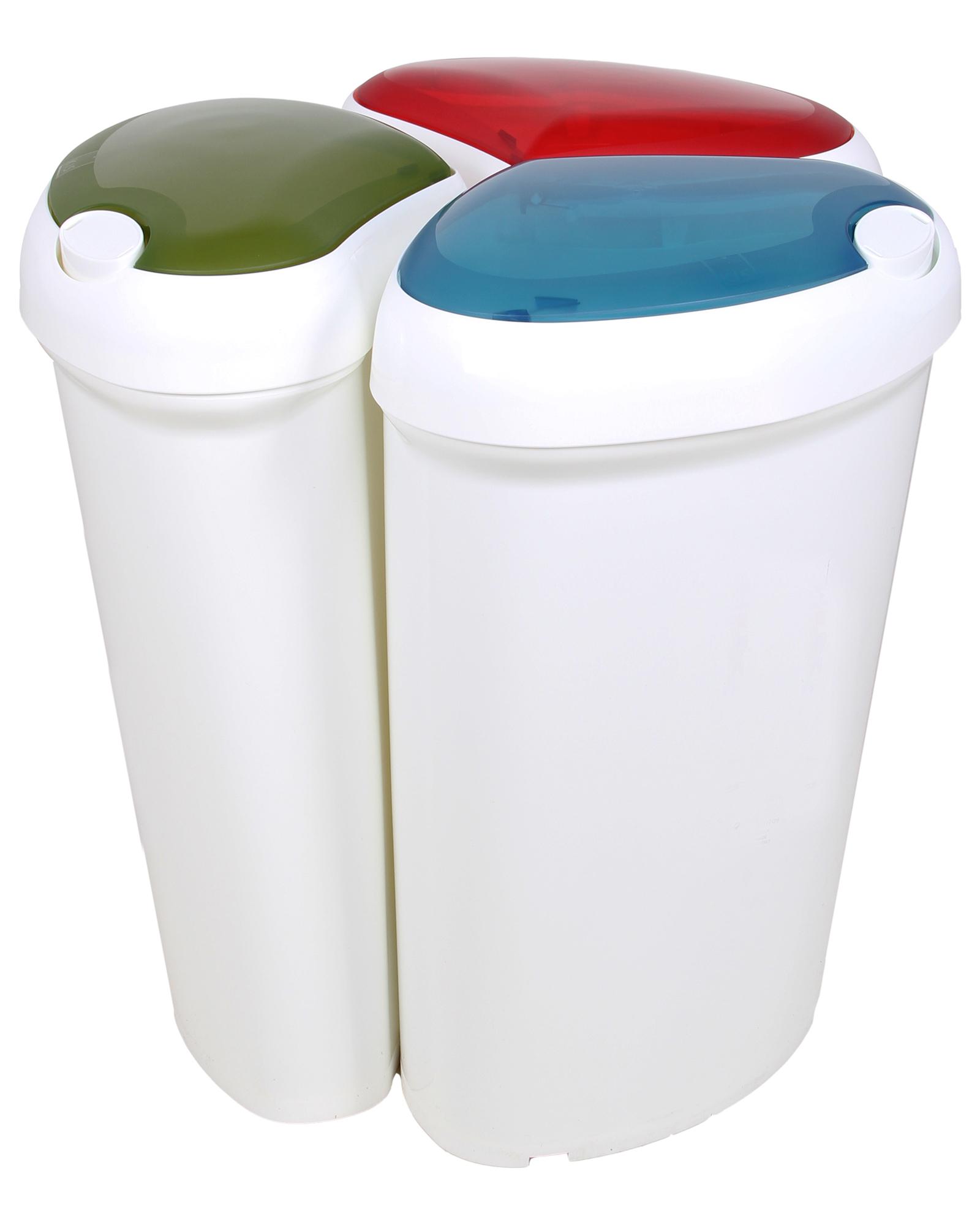 ondis24 m lleimer lotus modul 30 liter blau g nstig online. Black Bedroom Furniture Sets. Home Design Ideas
